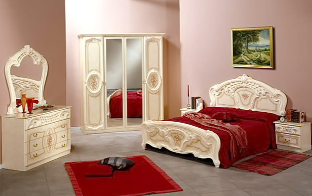 Italian Bedroom Furniture For Sale