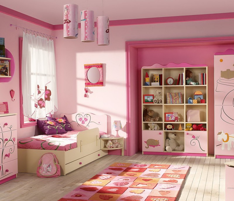 Kids Bedroom Furniture Design Ideas