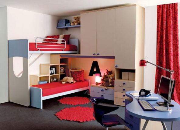 Kids Bedroom Furniture Sets For Boys