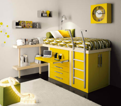 Kids Bedroom Sets For Small Rooms