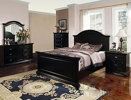 King Bedroom Sets Black