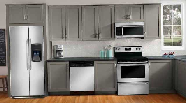Kitchen Appliance Packages Stainless Steel