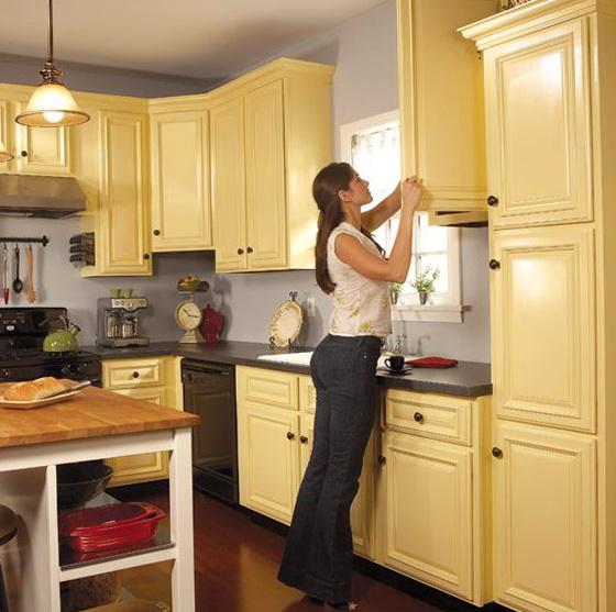 Kitchen Cabinet Ideas Paint