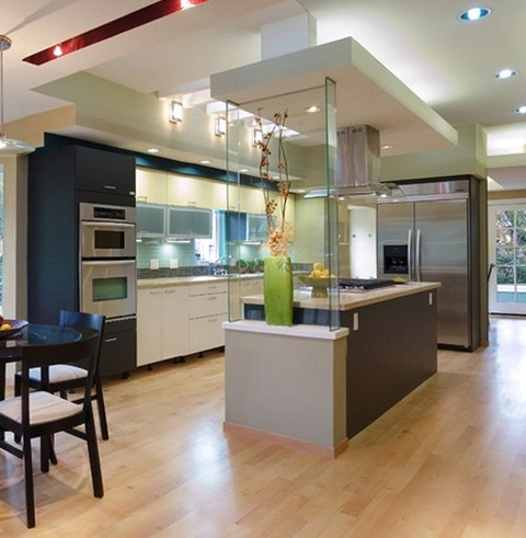 Kitchen Light Fixtures For Low Ceilings