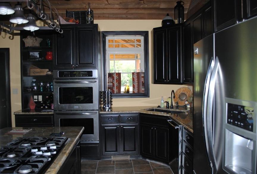 Kitchen Remodel Ideas Dark Cabinets