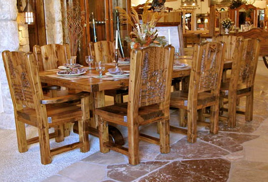 Kitchen Table Sets French Country