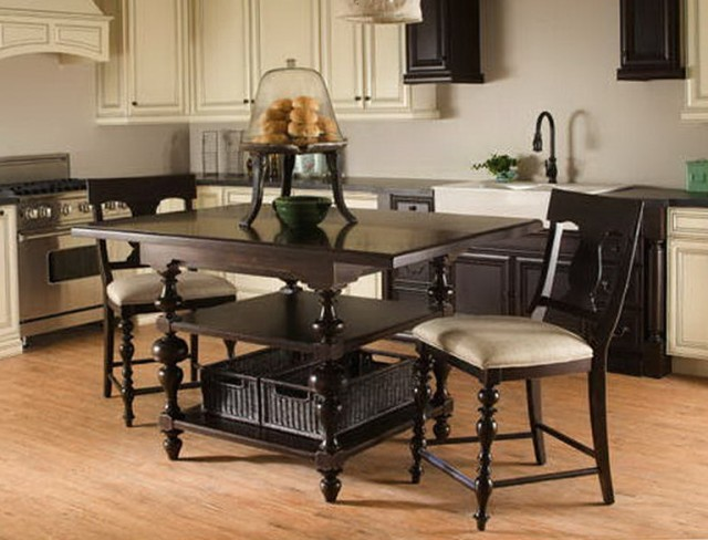 Kitchen Table Sets With Storage