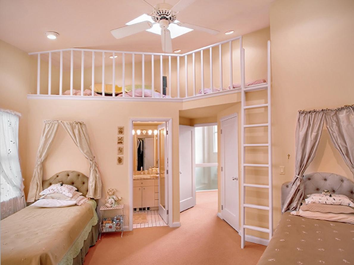 Little Girls Bedroom Ideas Decorating