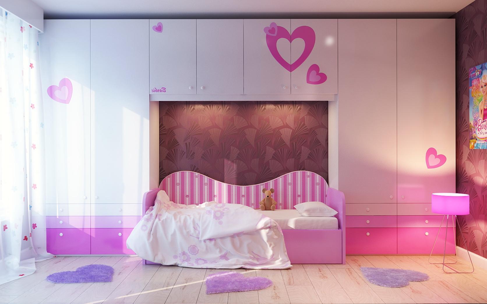 Little Girls Bedroom Ideas Paint