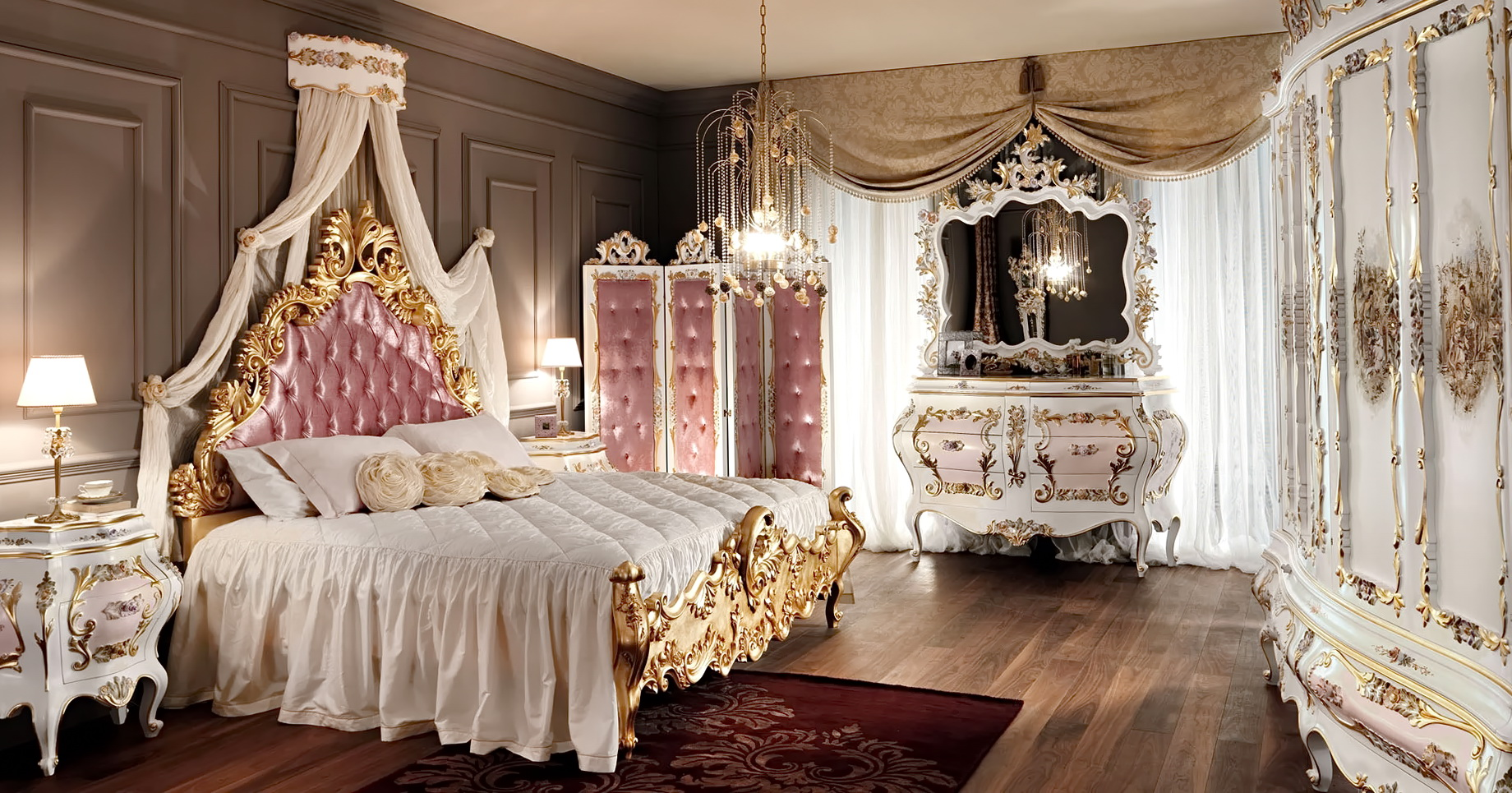 Luxury Bedroom Furniture Nyc