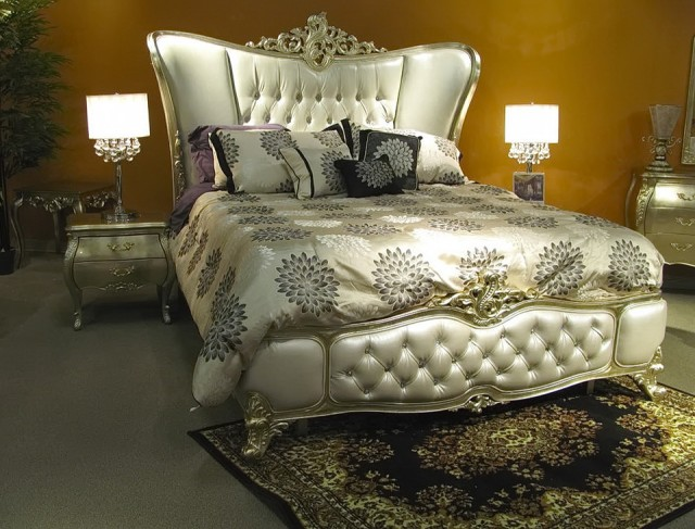 Luxury King Size Bedroom Sets