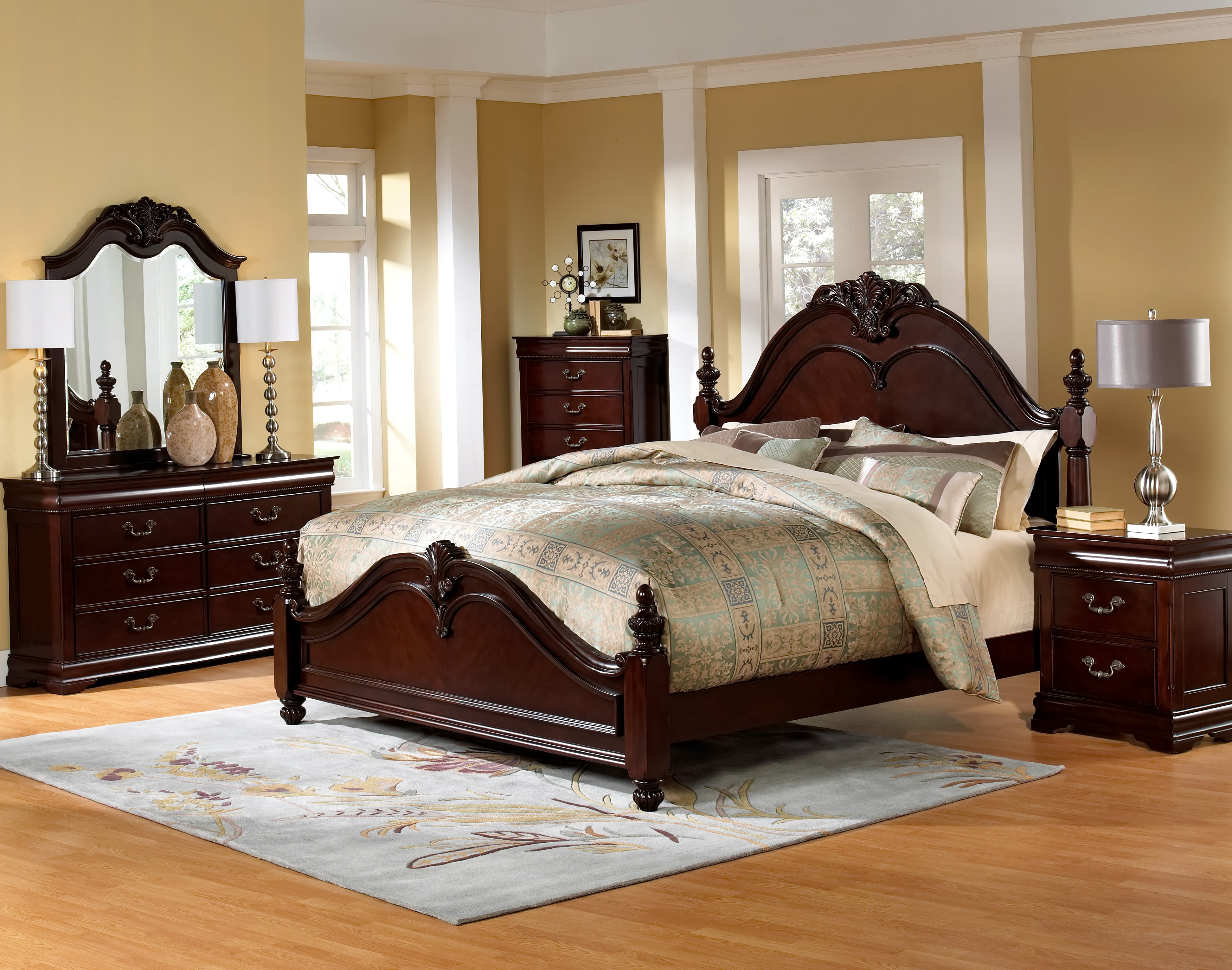 Master Bedroom Furniture King