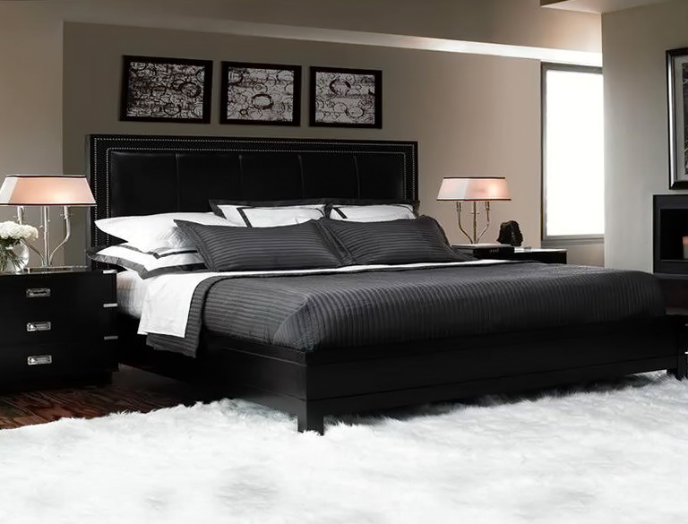 Master Bedroom Furniture Layouts