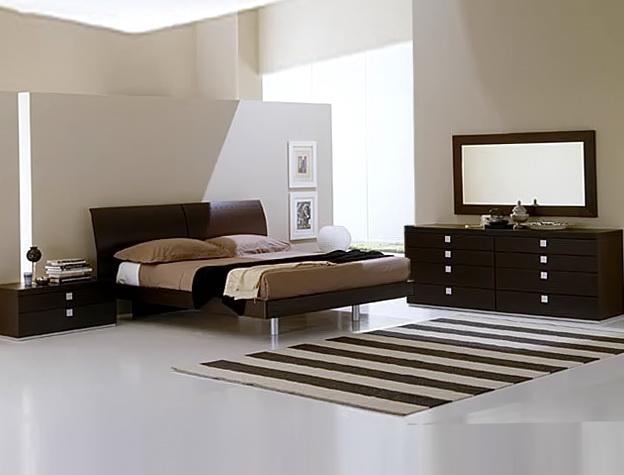 Master Bedroom Furniture Plan
