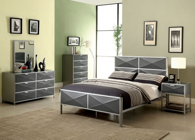 Mirrored Bedroom Furniture Target