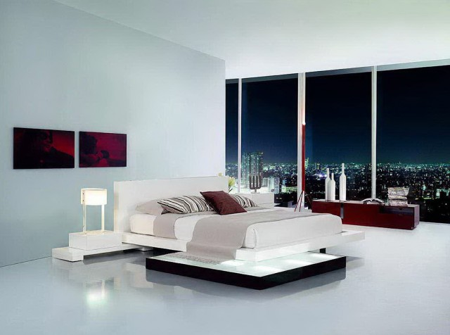 Modern Bedroom Sets Nyc