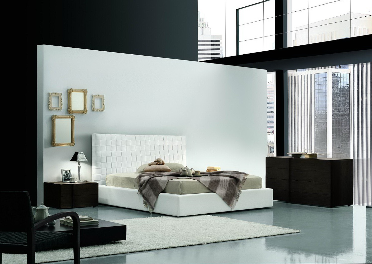 Modern Bedroom Sets White