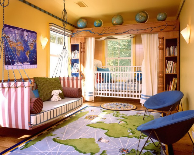 Modern Toddler Bedroom Ideas