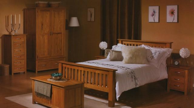 Oak Bedroom Furniture Northern Ireland