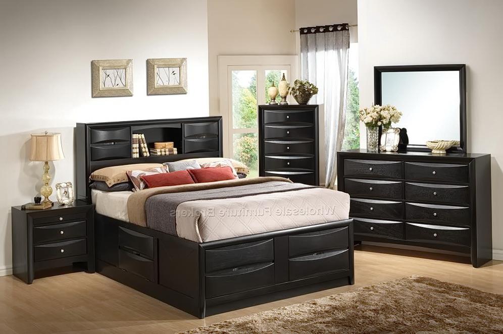 Queen Bedroom Sets With Underbed Storage
