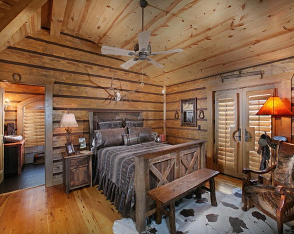 Rustic Bedroom Furniture Plans