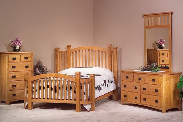 Solid Wood Bedroom Furniture Cheap