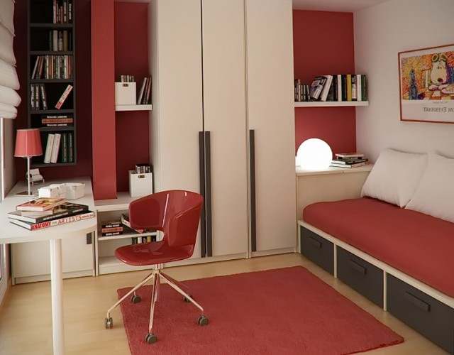 Teenage Bedroom Ideas For Small Spaces