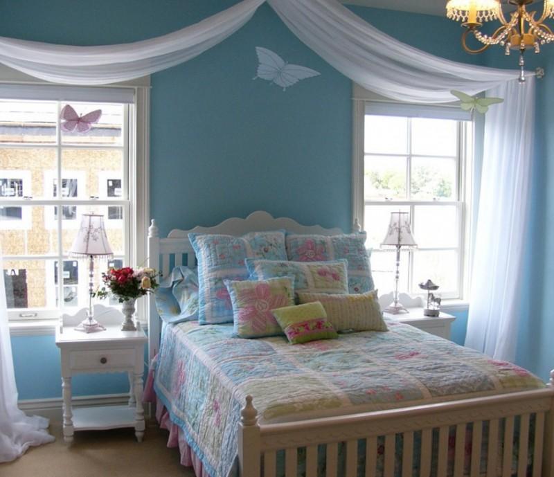 Teenage Girl Bedroom Ideas 2012