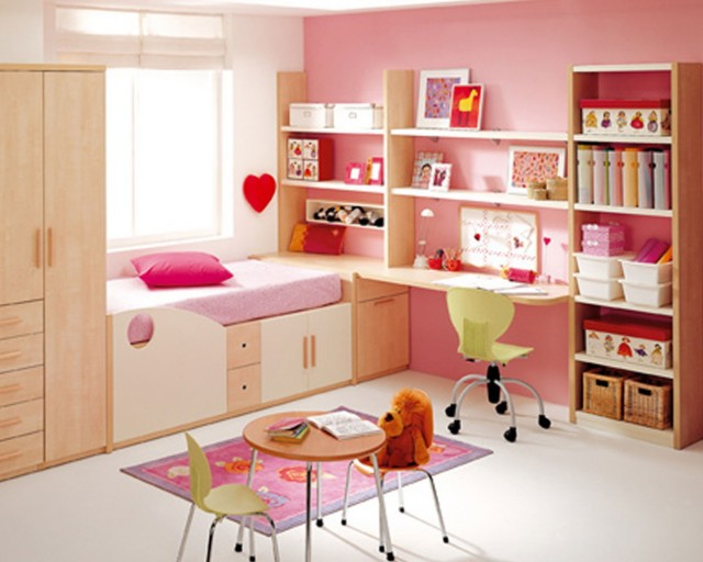 Teenage Girl Bedroom Ideas For A Small Room