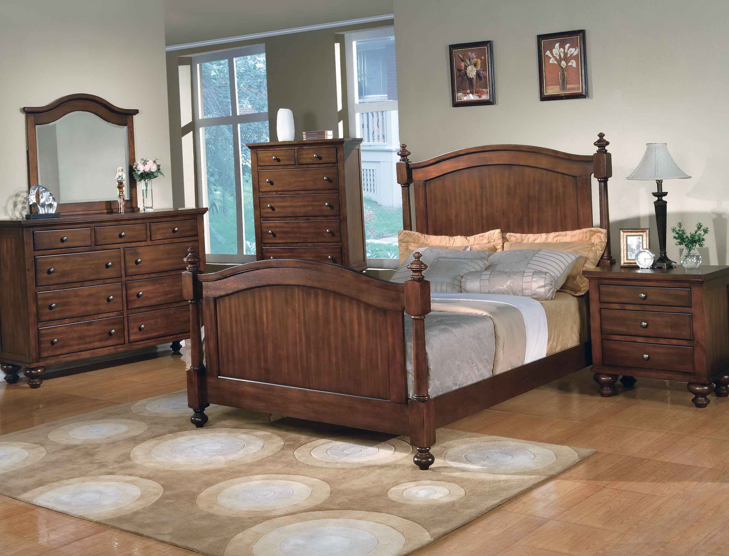 Texas Rustic Bedroom Furniture