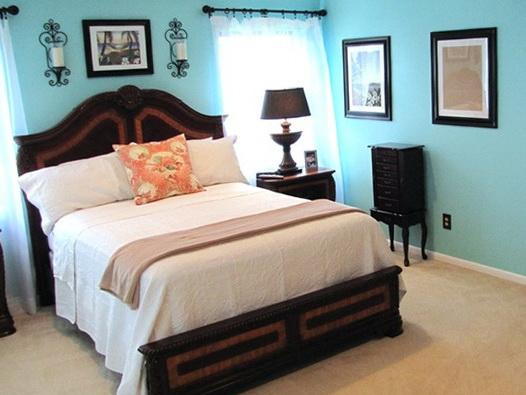 Tiffany Blue Bedroom Ideas