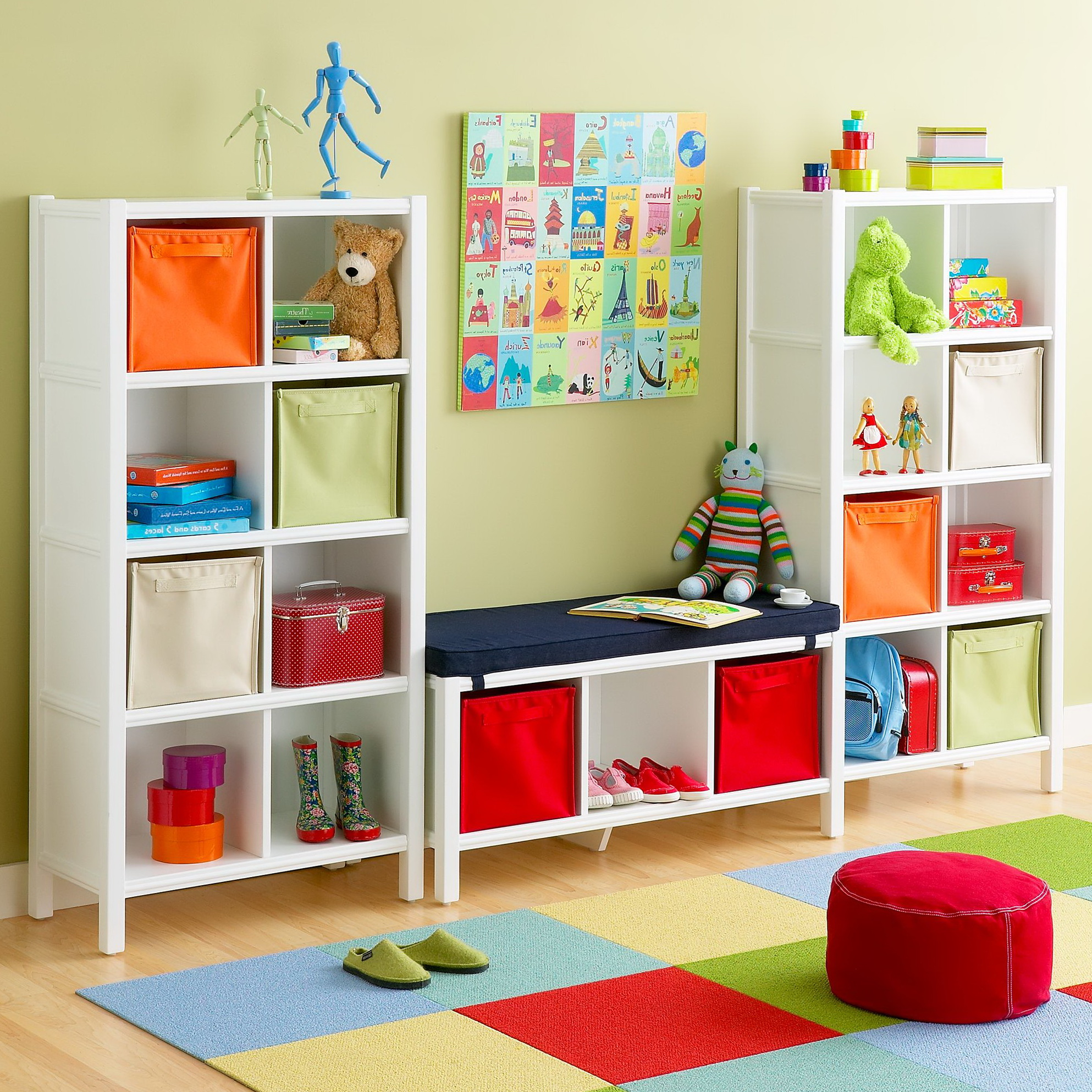 Toddler Bedroom Ideas For Small Rooms