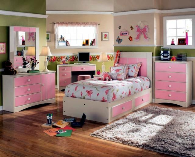 Toddler Girl Bedroom Furniture