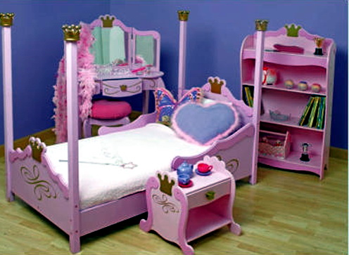 Toddler Girl Bedroom Furniture Sets