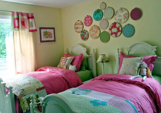 Twin Girl Bedroom Sets