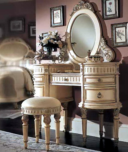 Vanity Sets For Bedrooms