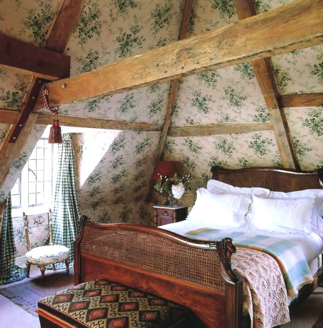 Vintage Country Bedroom Ideas