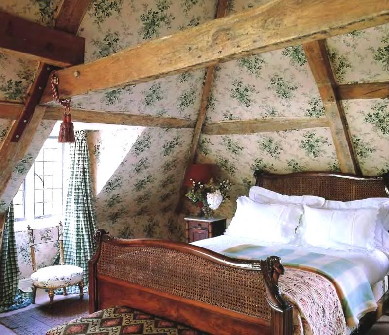 Vintage Country Bedroom Ideas