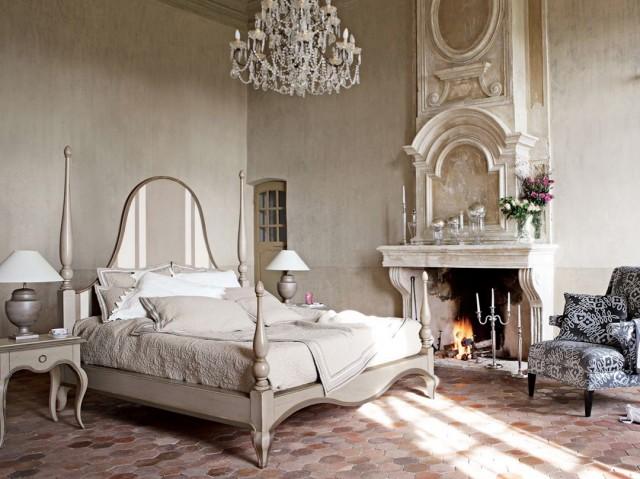 White Vintage Bedroom Furniture