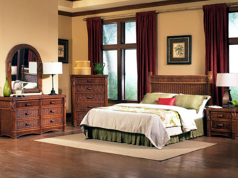 Wicker Bedroom Furniture Florida