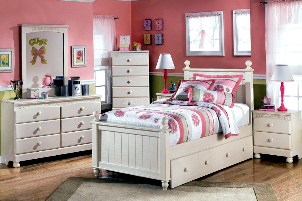 Youth Bedroom Sets With Trundle