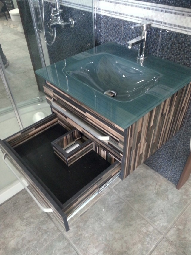 24 Inch Bathroom Vanity Top