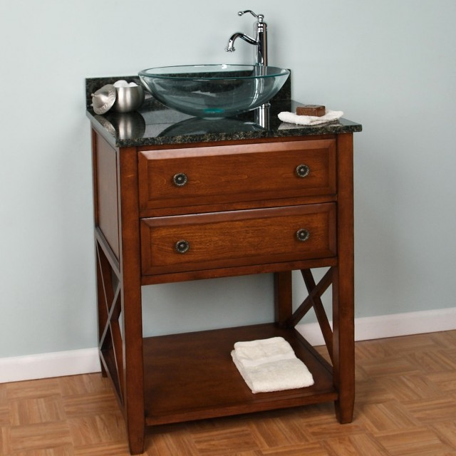 24 Inch Bathroom Vanity With Sink