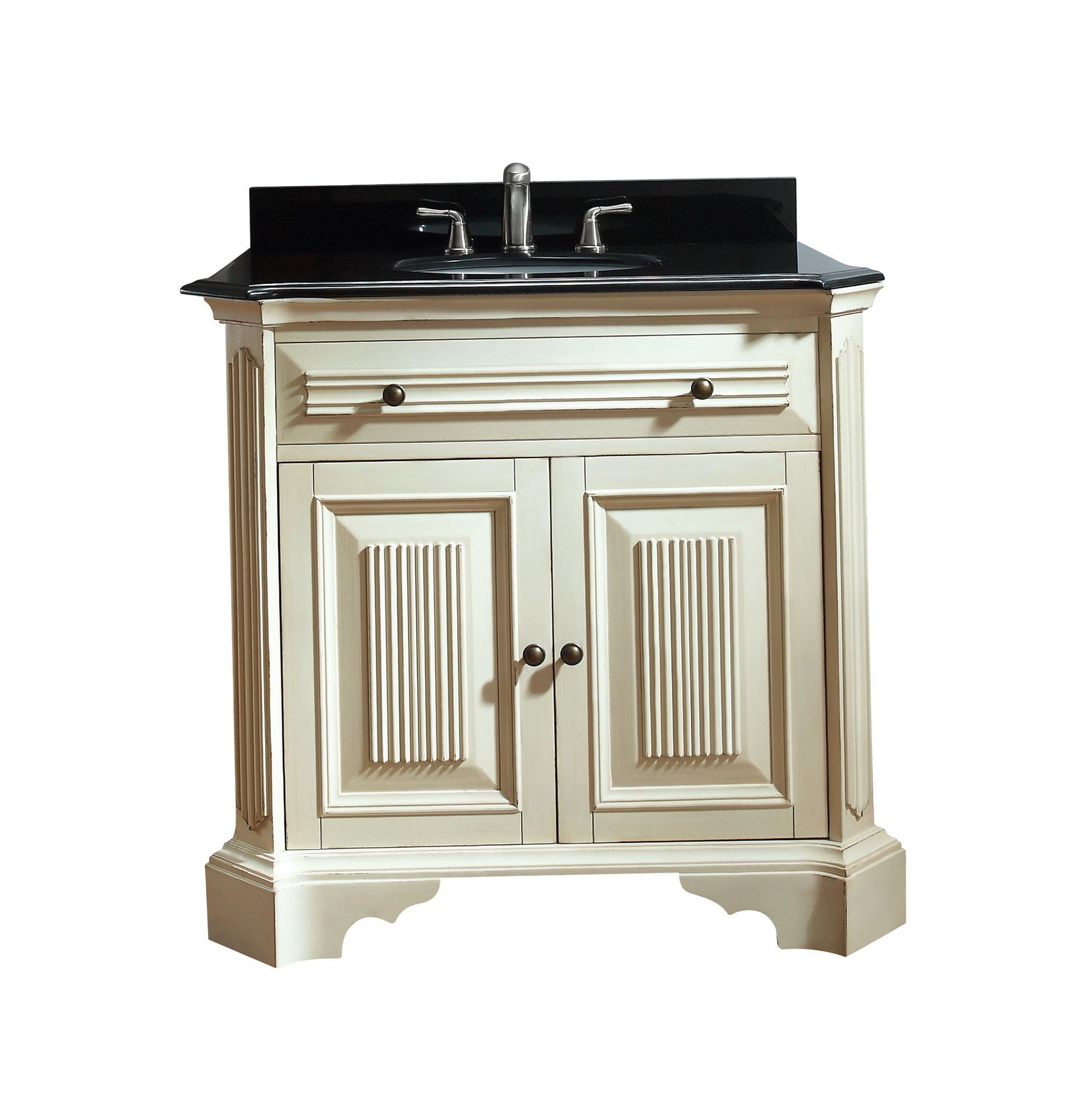 36 Inch Bathroom Vanity Base