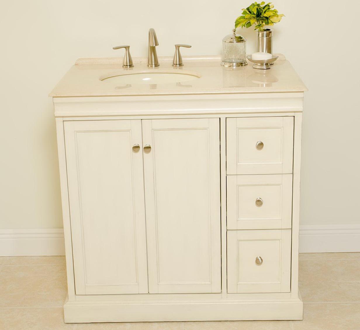 36 Inch Bathroom Vanity Lowes