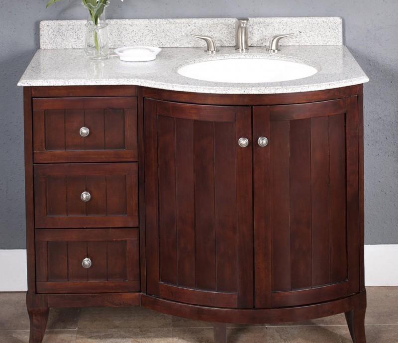 42 Inch Bathroom Vanity With Sink