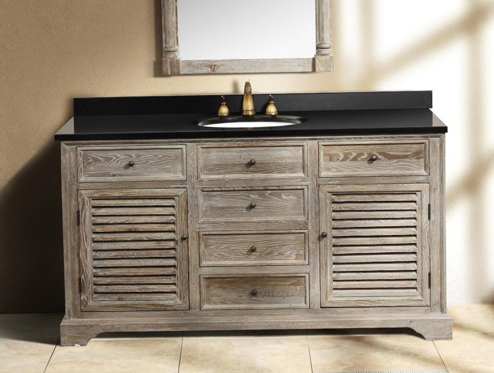 72 Inch Bathroom Vanity Single Sink