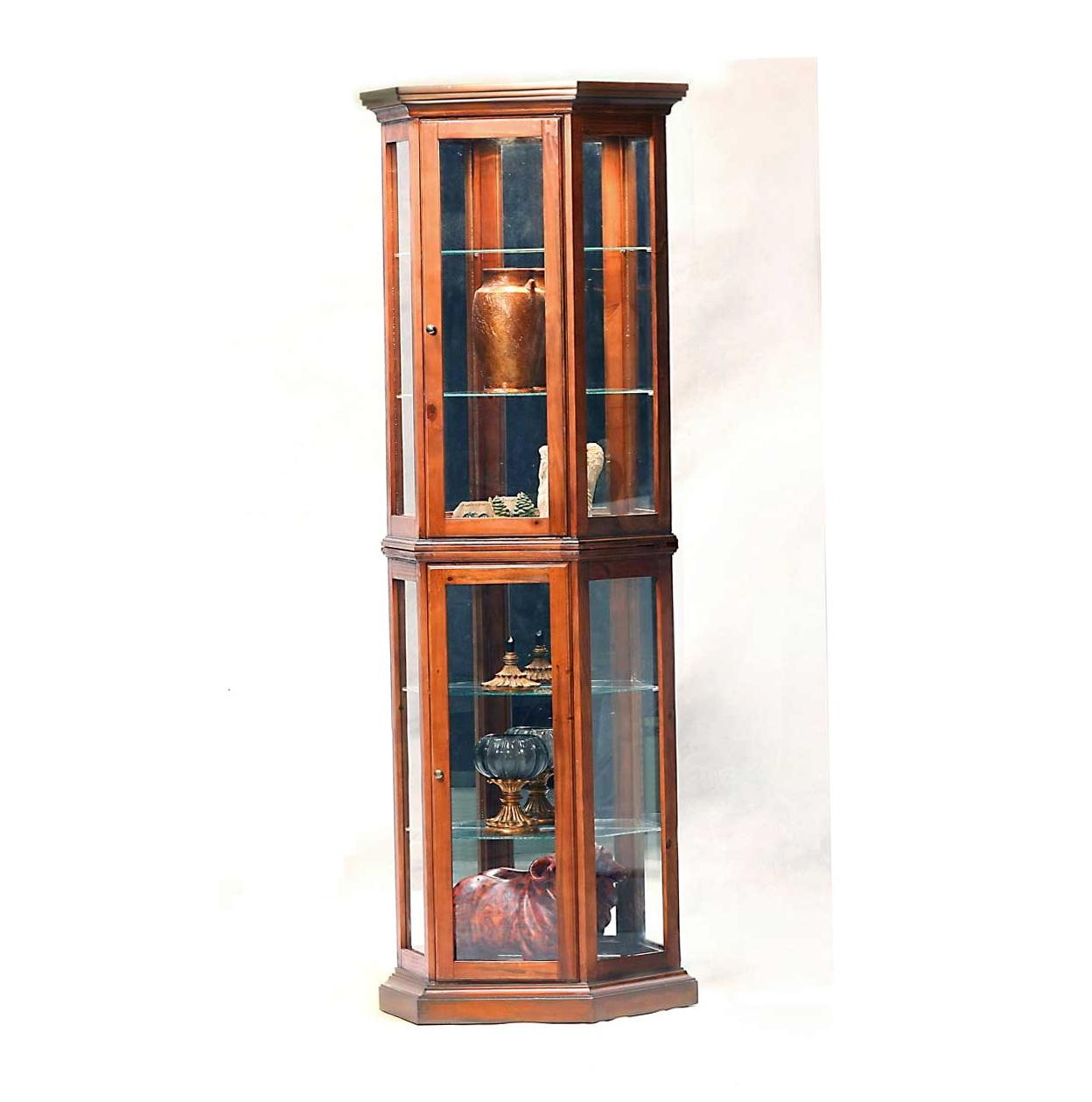 All Glass Curio Cabinets