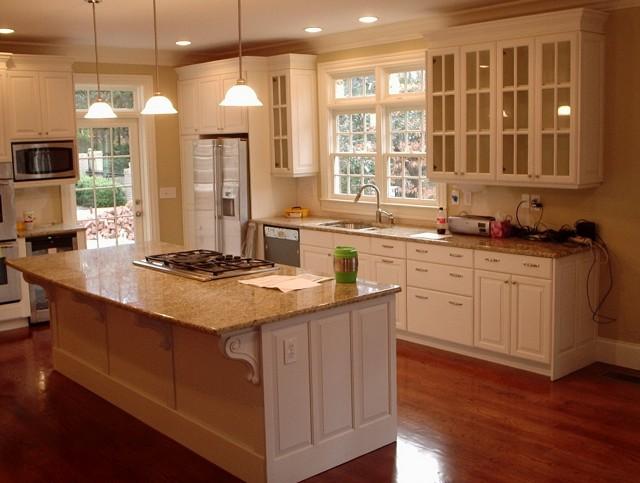 American Woodmark Cabinets Vs Kraftmaid