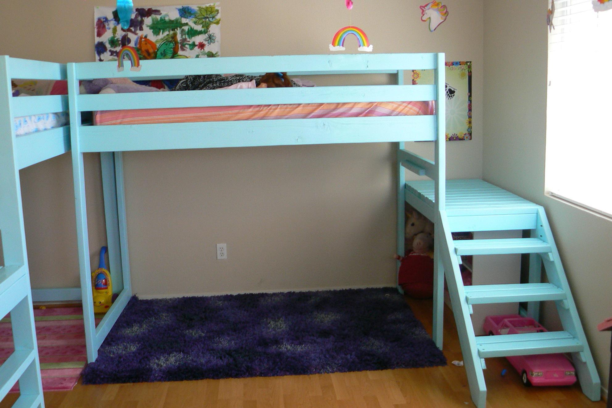 Ana White Loft Bedana White Loft Bed